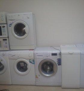 Продам стиральные машины бу в ассортименте.