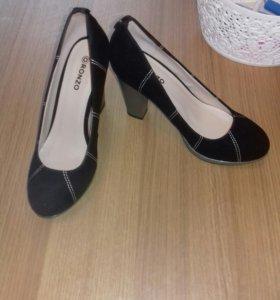 Туфли женские новые р.37