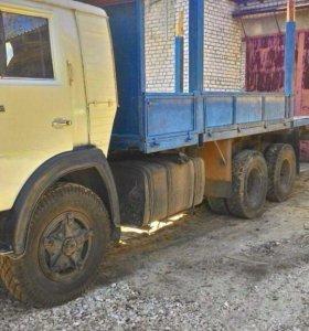 Услуги КАМАЗ-53212 сортиментовоз с кониками.