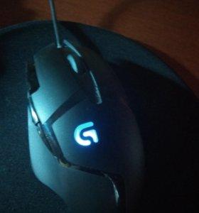Мышка Игровая logitech 402