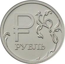 Графическое изображение рубля 2014