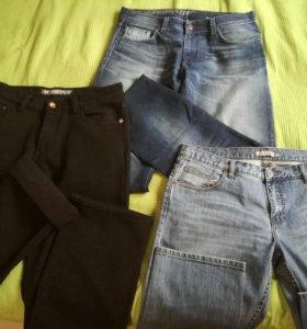 Джинсы + брюки