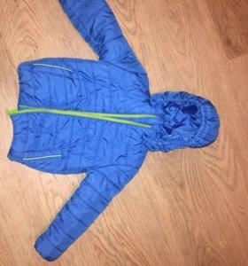 куртка детская на мальчика 12-18 мес
