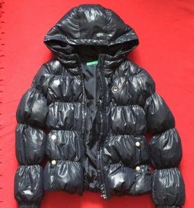 Тёплая куртка Benetton