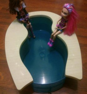 Бассейн для кукол