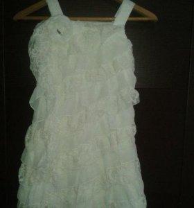 Платье для девочки, р.122