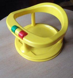 Кресло для купания на липучках
