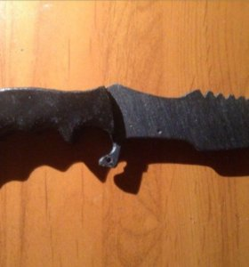 Деревянный макет. Нож из call of duti