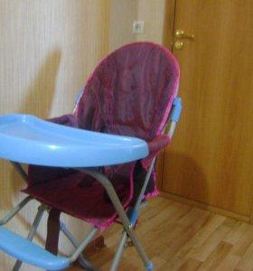 Детский стульчик для кормления)