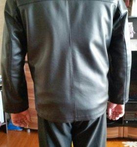 Мужская куртка для великанов