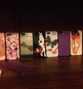 Чехлы iPhone 5/5s/5se
