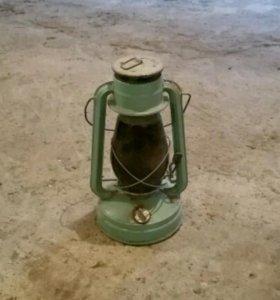 Керасиновая лампа