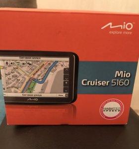 Навигатор автомобильный Mio Cruiser 5160