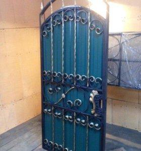 Ворота, козырьки