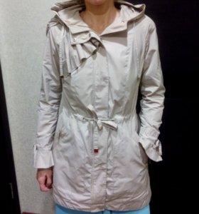 Плащ куртка, размер 46, в идеальном состоянии