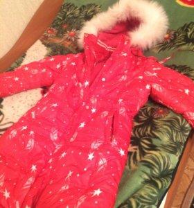 Куртка (пальто)зимняя