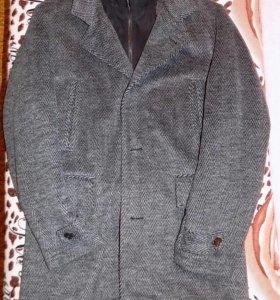 Пальто мужское весна-осень размер L