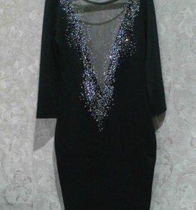 Платье....