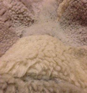 Продам 2 шубы из овчины,новые!