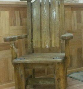 Стул-трон
