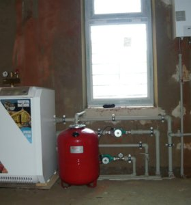 Отопление, водоснабжение и т.д.
