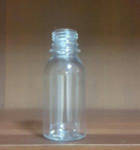 Флакон 100  мл, также бутылки от 0,5 л. до 4 литра