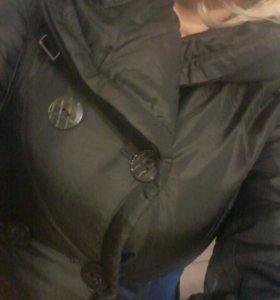 Куртка осень на утиплителе