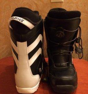 Ботинки для сноуборда TRANS