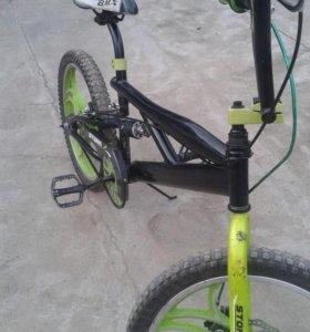 BMX не оригинал