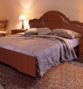 "Кровать ""Царица"""