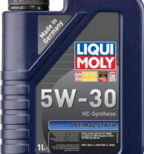 Масло Liqui Moly Optimal Synth 5W30 1л