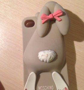Чехол заяц