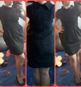 офисный вариант платья