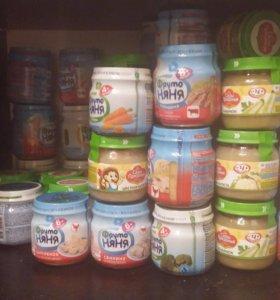 Детское питание обмен или продажа
