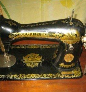 Продам швейную машину Singer 1911 г