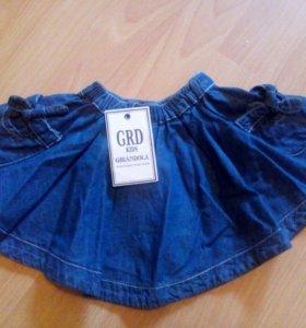 Одежда для девочки на рост 80