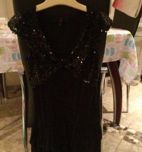 Красивое платье рост 128-134