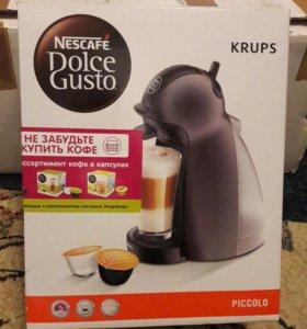 Кофемашина Nescafe dolce gusto Krups kp100b10