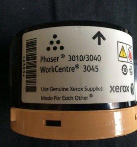 Оригинальный картридж Xerox phaser 3010/3040