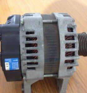 Запчасти на Nissan X-Trail двигатель MR20 2-х литр
