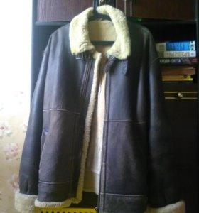 Куртка меховая Пилот