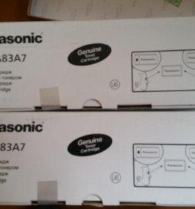 Тонер картридж Panasonic