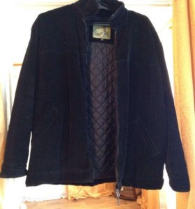Куртка вильветовая