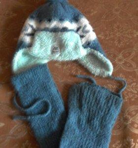 Шапки.шарфы