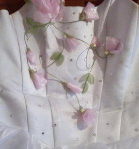 Распродажа..Свадебное платье