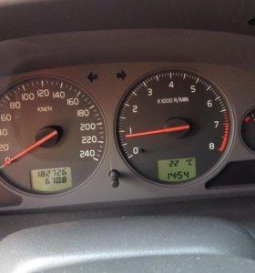 Volvo s40 1 кузов рестайлинг Газ/бензин 1.8