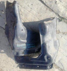 Защита двигателя Toyota Filder