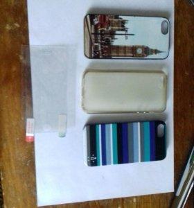 Чехлы на Айфон 5 и 5 S