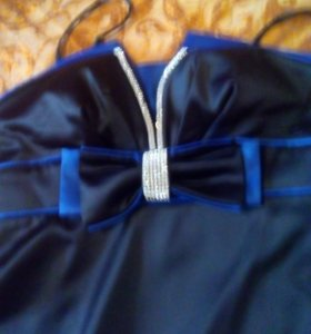 Платье коктельное, короткое
