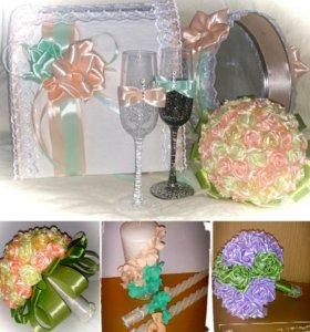 Свадебные букеты-дублеры